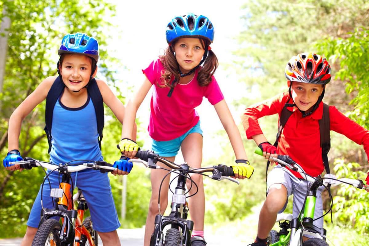 beneficios del ciclismo infantil