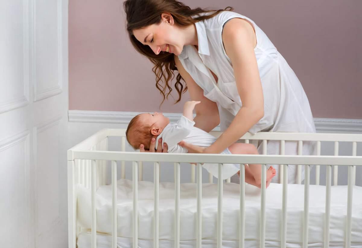 cómo comprar una cuna para bebe