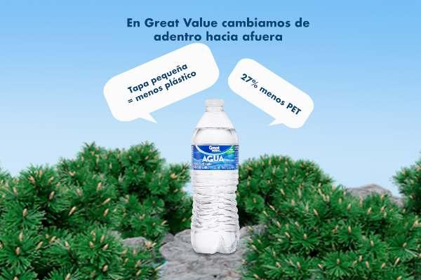 Agua Great Value