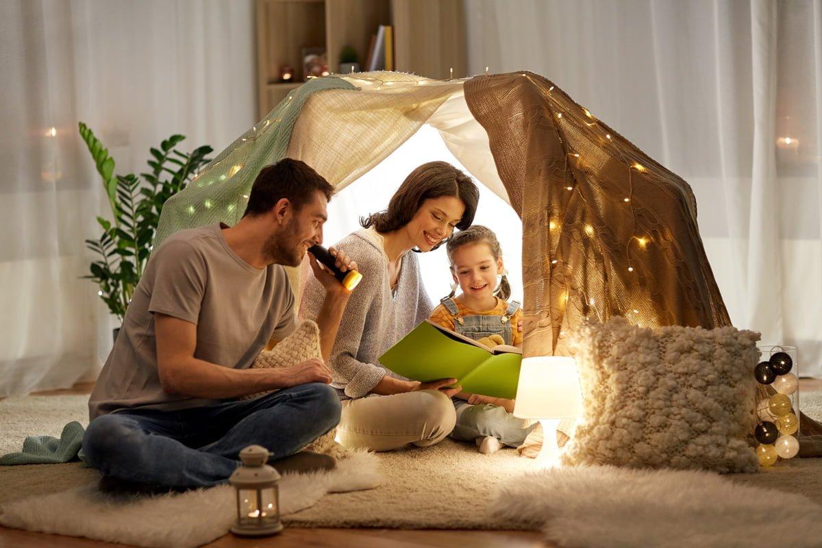 Actividades con los niños en casa