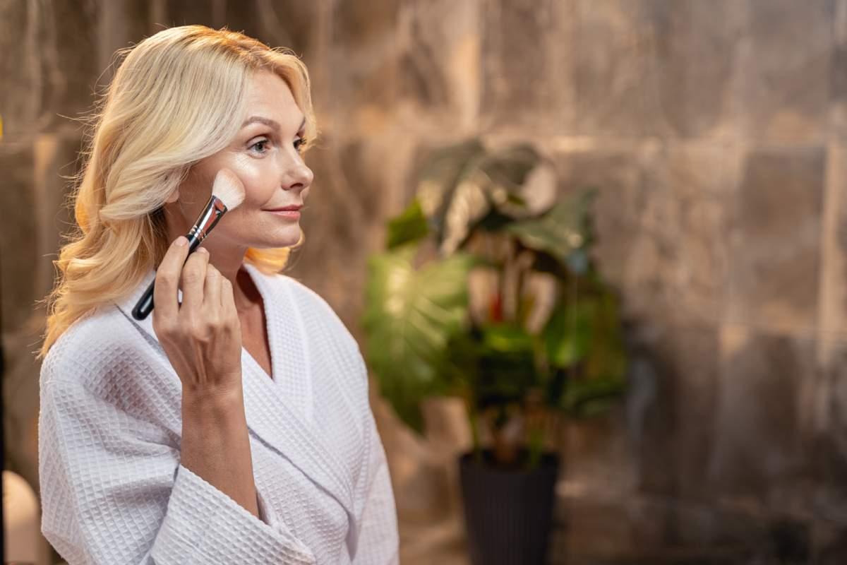 Maquillaje para mujeres de 50 años o más