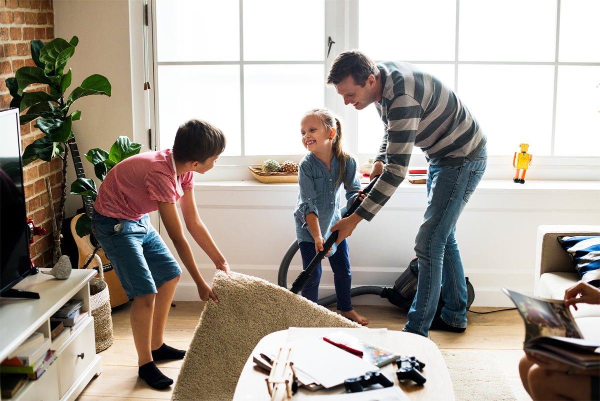 Limpia tu casa con productos de la despensa