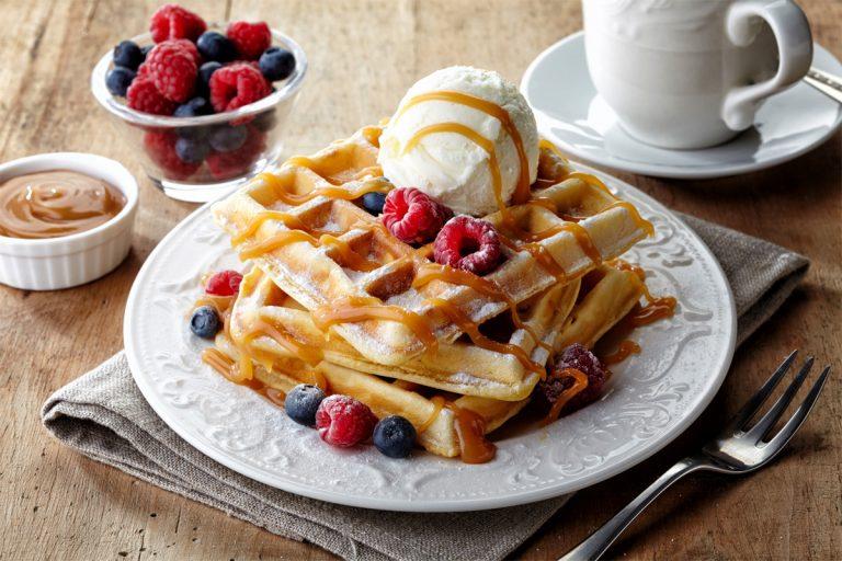 día del waffle