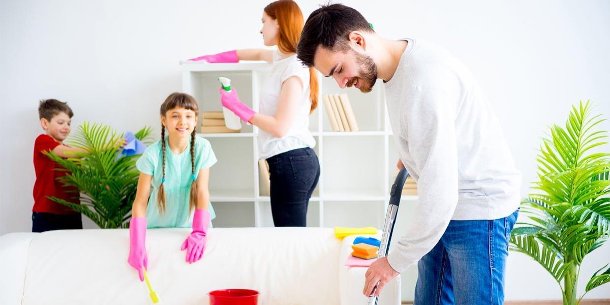 Medidas de higiene en casa para prevenir enfermedades