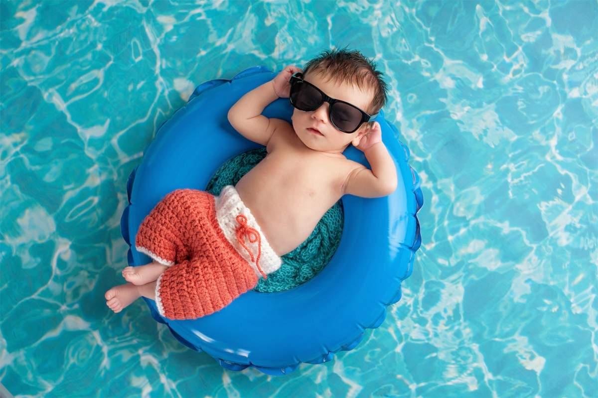 primeras vacaciones de tu bebé