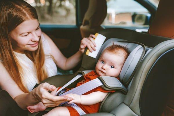 autoasientos para bebé