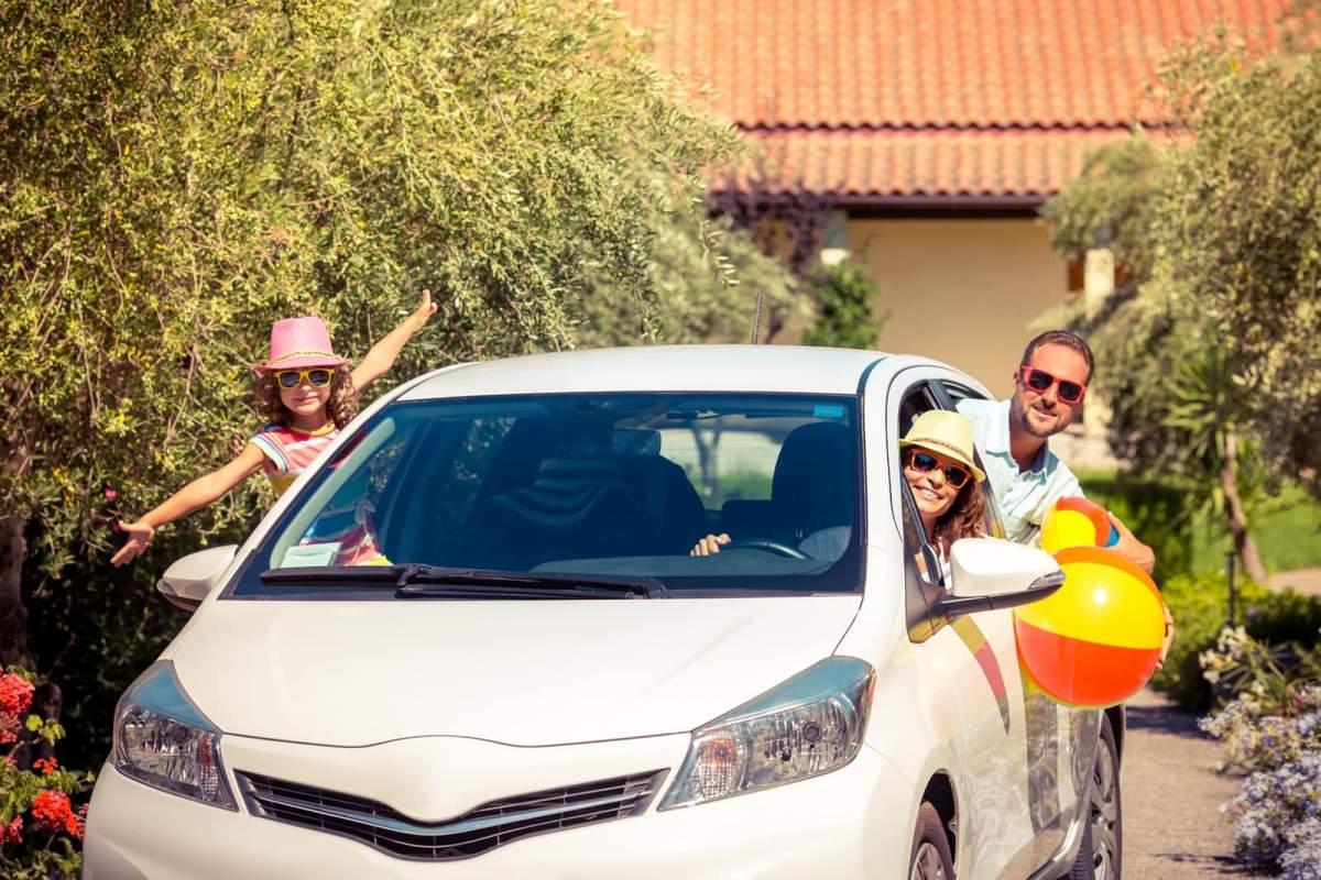 recomendaciones para viajar en carretera en vacaciones