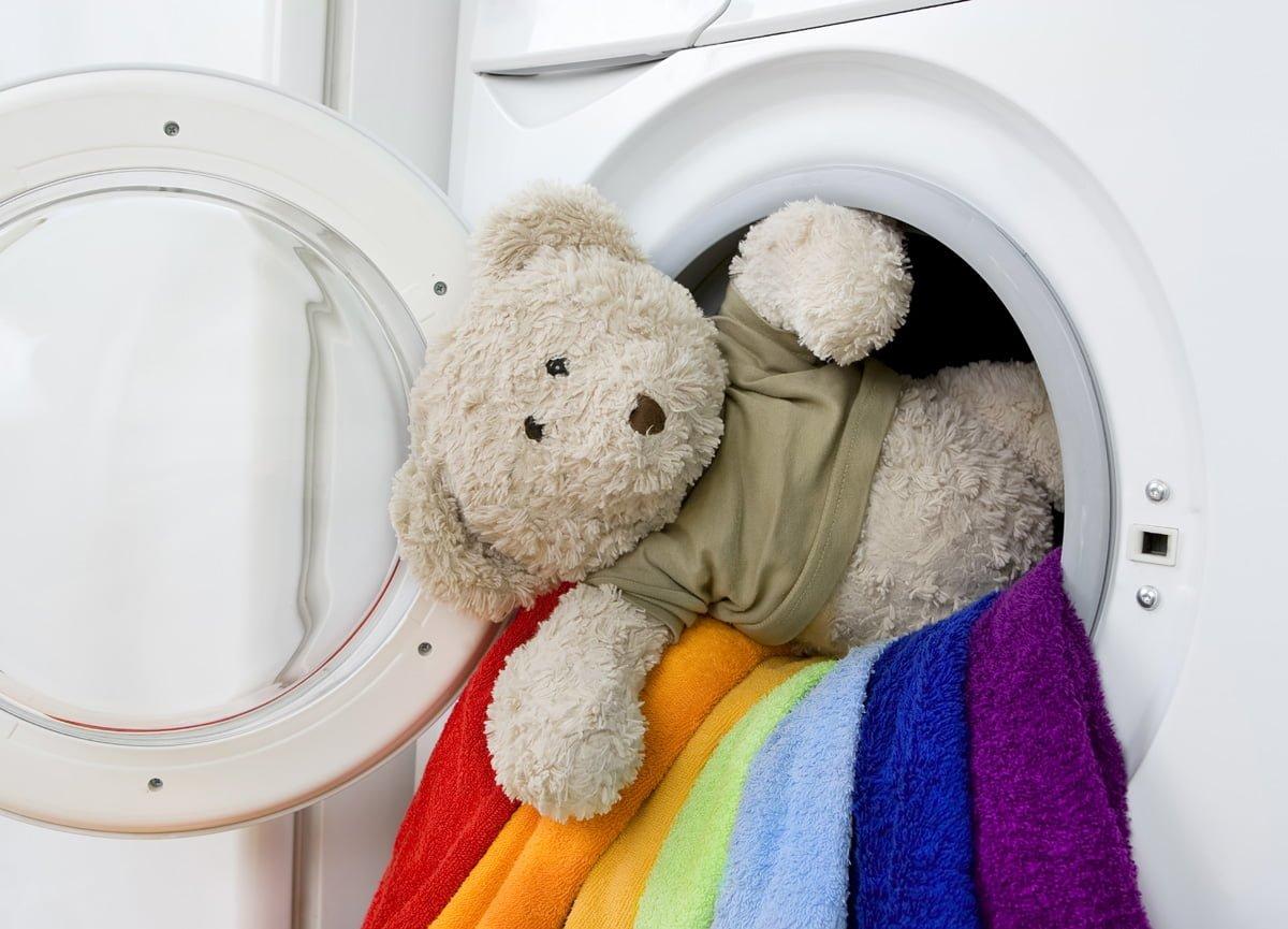 limpieza y desinfección de juguetes,
