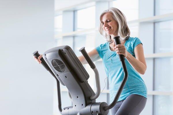 beneficios de entrenar en elíptica