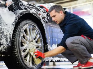 Cómo lavar mi auto en casa