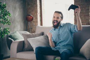 cómo mantenerte entretenido en casa