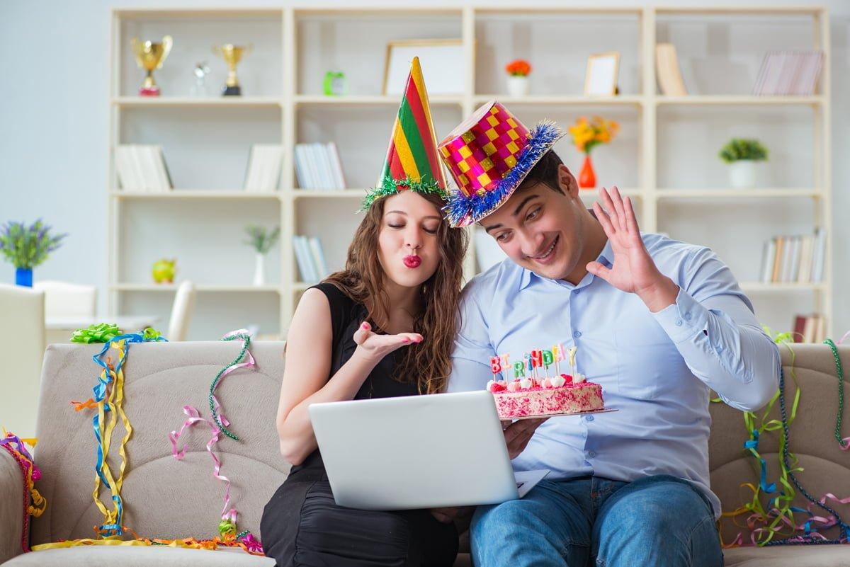 Fiesta de cumpleaños en casa