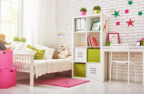 Personaliza la habitación infantil