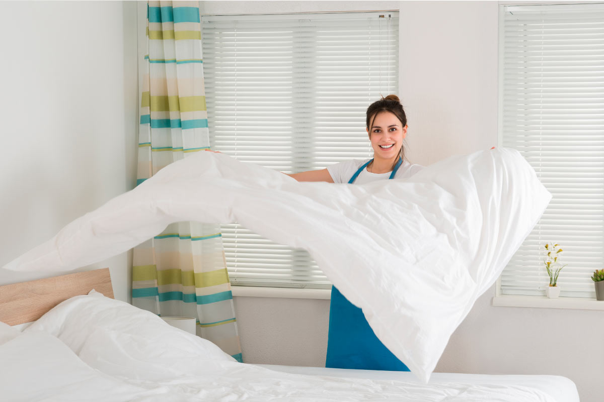 Limpieza y mantenimiento de tu colchón