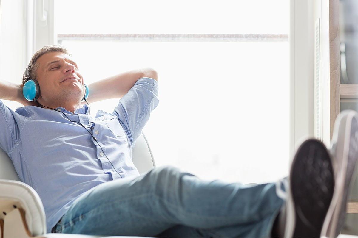 Disfruta tu sillón reclinable o reposet