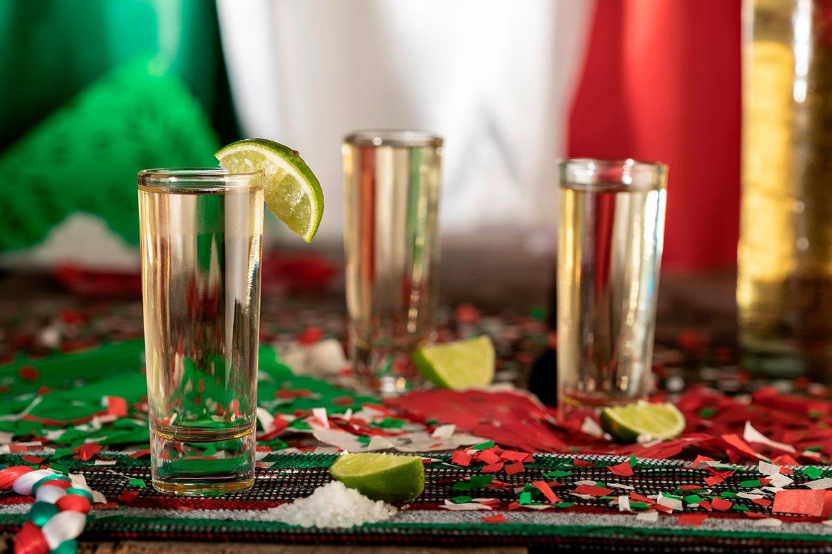 Tragos mexicanos
