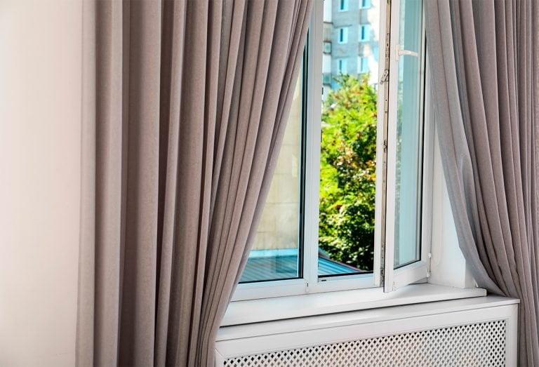 Cortinas y persianas para decorar