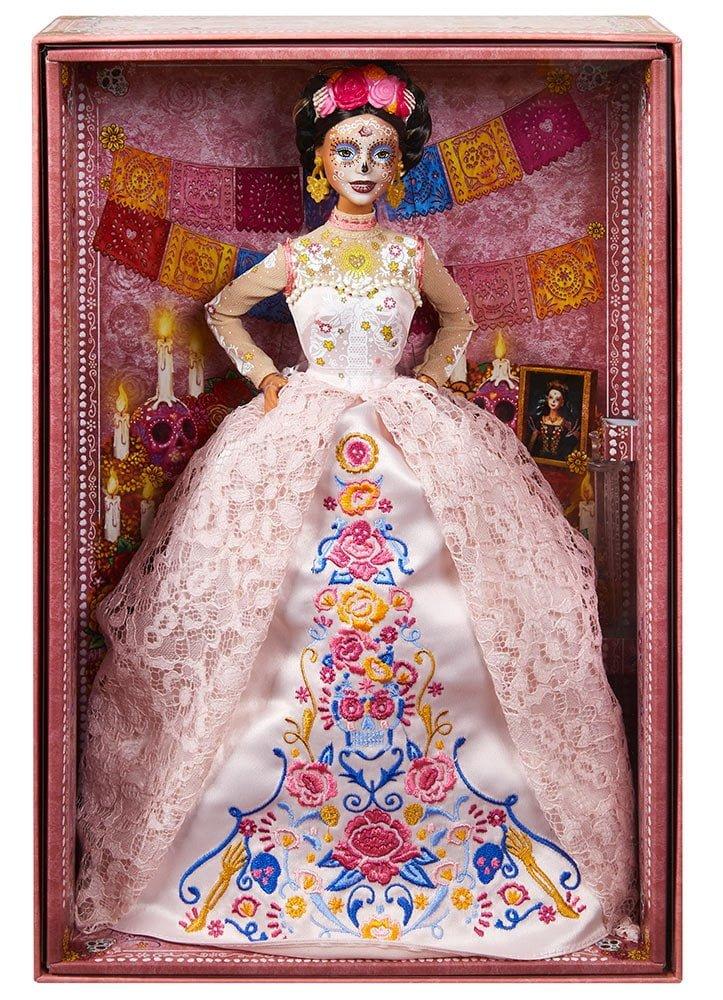 Barbie Día de Muertos 2020 Caja