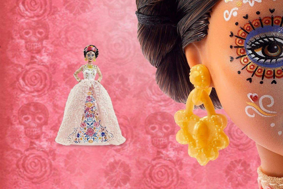 Barbie Día de Muertos 2020, Barbie Catrina