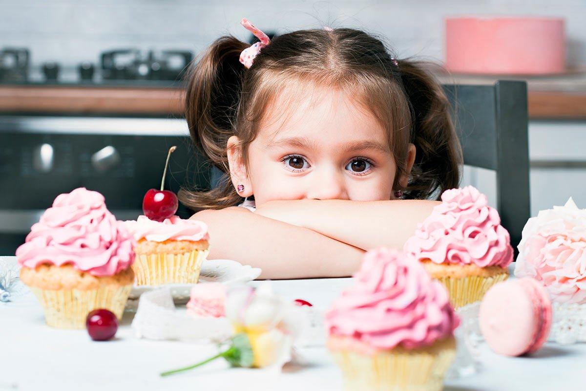 Cómo hacer cupcakes para niños