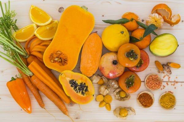 Dale un toque de color a tus comidas