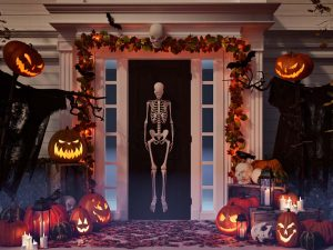 Decoración-halloween