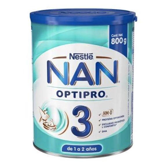 Fórmula láctea NAN 3