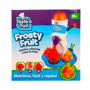 Fábrica de raspados Taste'n Fun frutas