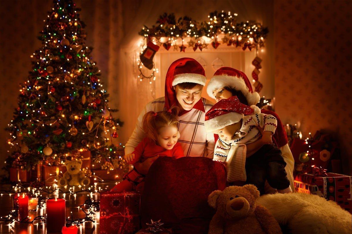 Qué regalar en Navidad a la familia