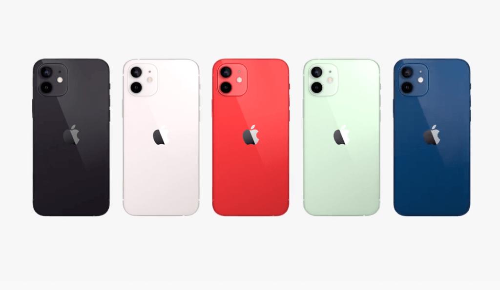 caracteristicas iphone 12