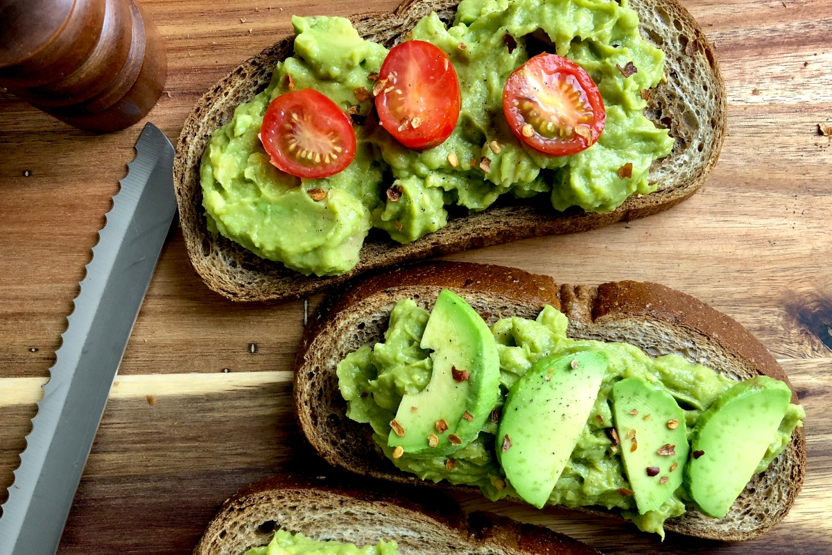 receta-avocado-toast