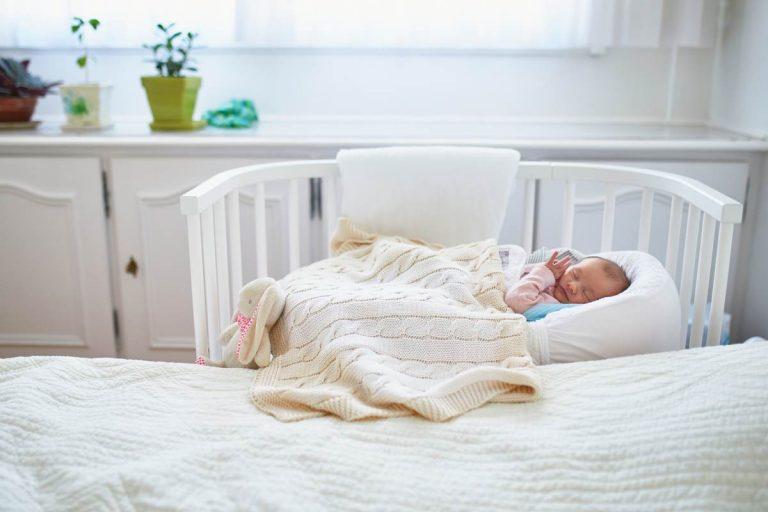 Beneficios del colecho en bebés
