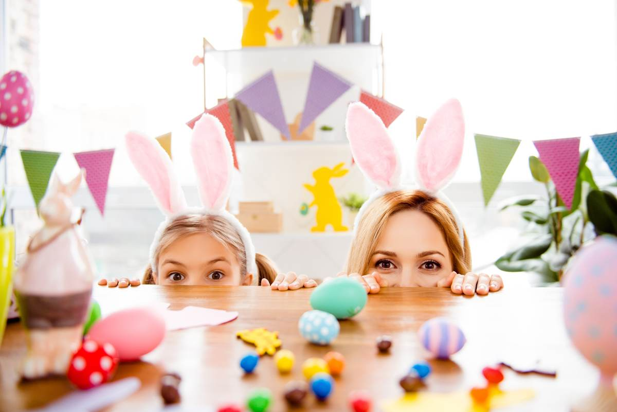 Actividades de Pascua para niños
