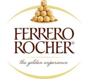Chocolates para San Valentín Ferrero Rocher