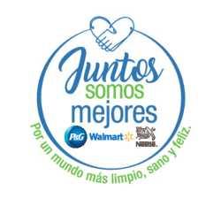 Juntos somos mejores logo