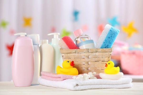 higiene-baño-bebés