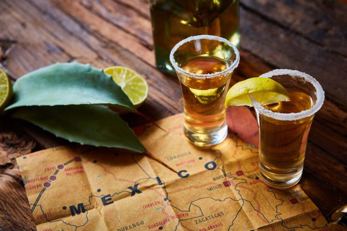 Tequila bebida representativa de México