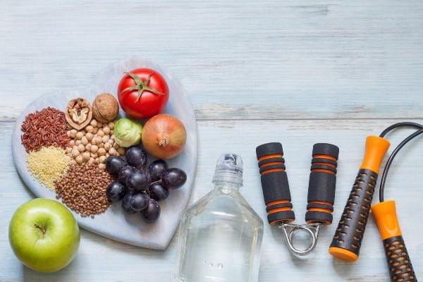 Alimentación y ejercicio para cuidar el sistema respiratorio
