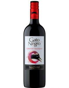 Vino tinto GatoNegro Cabernet Sauvignon