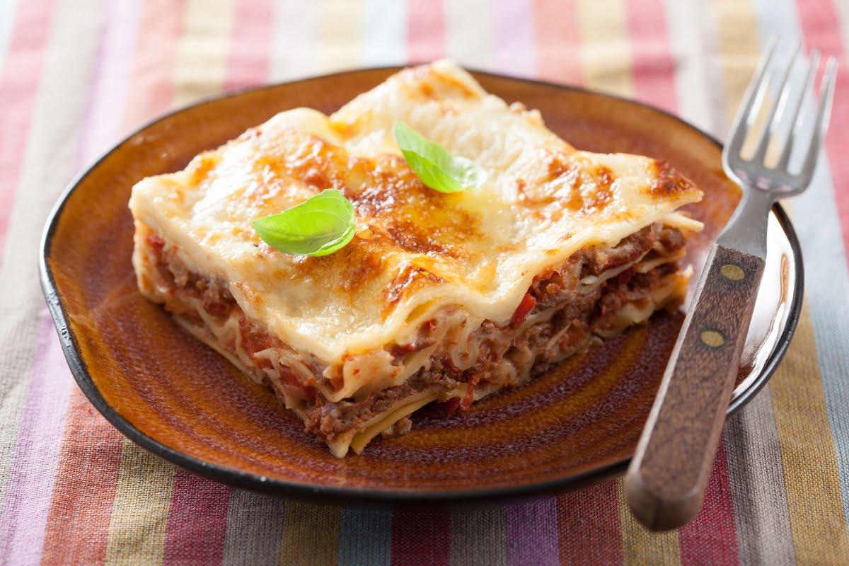 Lasagna-gratinada