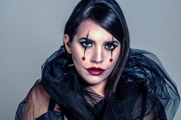 maquillaje halloween para mujeres