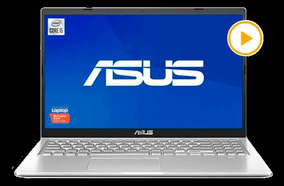 ASUS X515JA CI5 12G 1T 256SSD PLATA