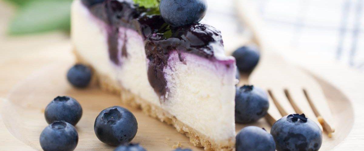 Receta de cheesecake sin horno con queso crema Kraft