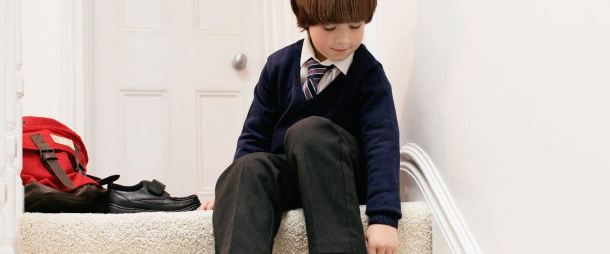 cuidado del uniforme escolar- 5 consejos