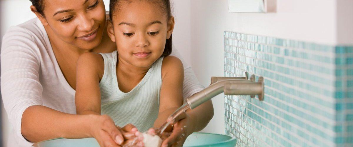 Cuidados para la piel de los niños