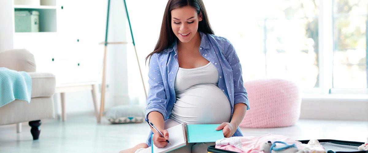Maleta para el parto