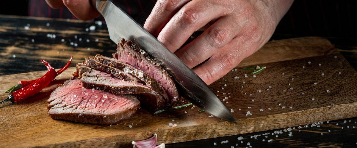 Cómo saber los puntos de cocción de la carne