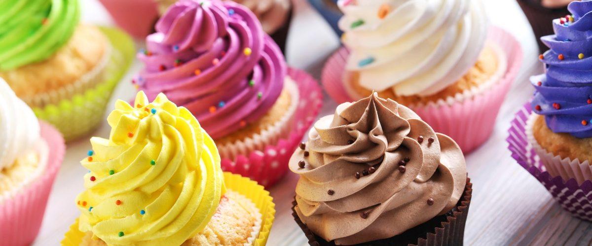 receta básica de cupcakes caseros